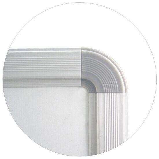 Drehgestelltafel, fahrbar Beidseitig Whiteboard, 150x100 cm