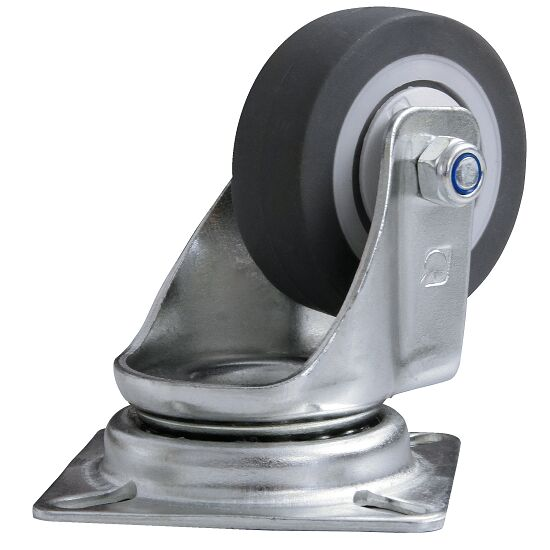Drejeligt hjul, enkelt