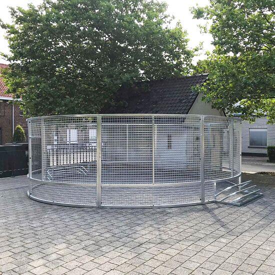 """Dutch Panna Court """"PK5000"""" Geschweißte Drahtmatte 50x50x5 mm"""