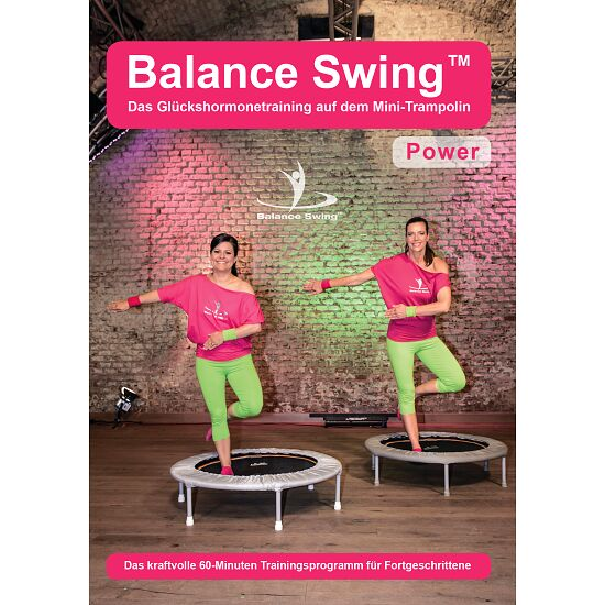 "DVD ""Balance Swing™ Power"""