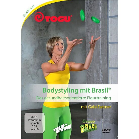 "DVD ""Bodystyling mit Brasil®"""