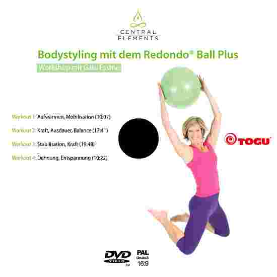 "DVD ""Bodystyling mit dem Redondo Ball Plus"""