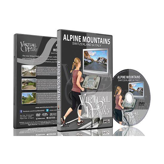 DVDer Naturoplevelser DVD Gåtur i bjergene