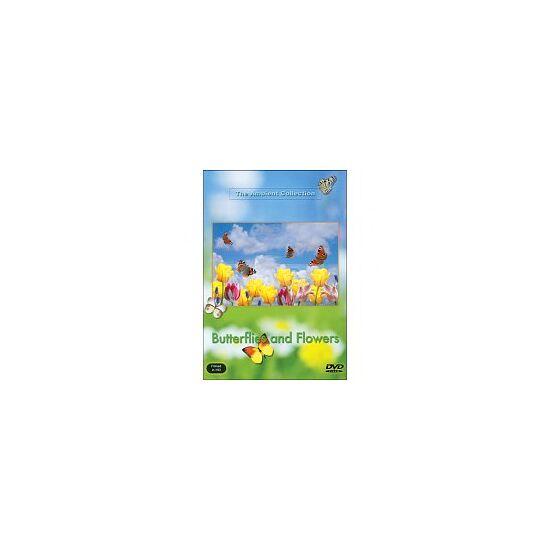 DVDer, Snoezelen Sommerfugle og blomster