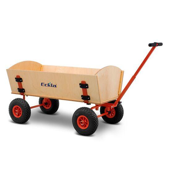 Eckla® Bollerwagen Long-Trailer, 100x54x60 cm
