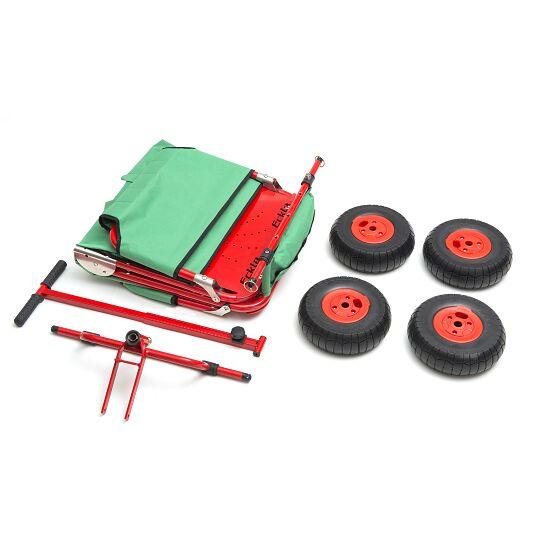 Eckla® Faltbollerwagen Mit Luftbereifung