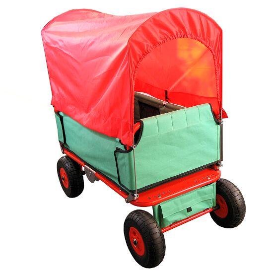 Eckla® Planendach für Faltbollerwagen
