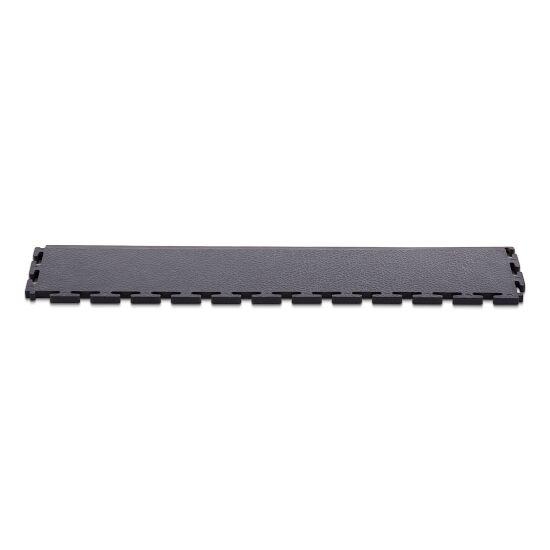 Ecotile Rand-/Eckstücke Randstück, Dunkelgrau, 7 mm