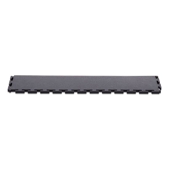 Ecotile Rand-/Eckstücke Randstück, Dunkelgrau, 10 mm