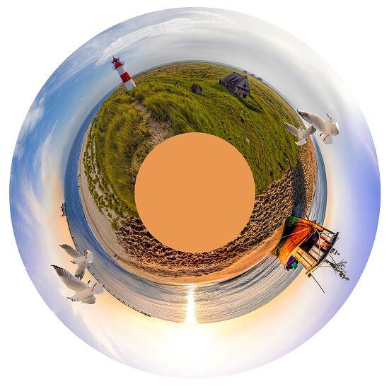 Effect Wheels North sea panorama