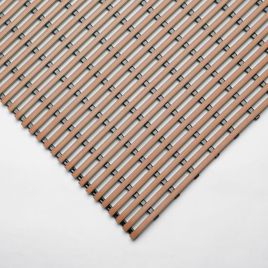 EHA® Nassraum-Bädermatten 60 cm, Braun