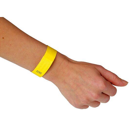 Einlassband Gelb