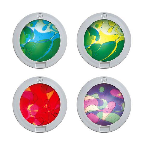 Ekstra farvehjul til Mathmos® Space-projektor