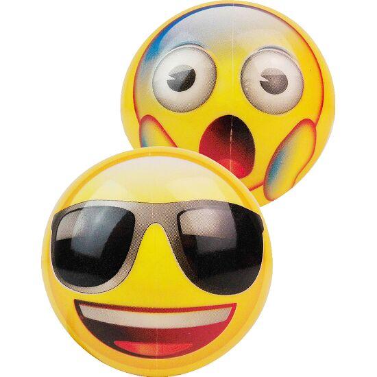 Emoji® Kunststoffbälle ø 11 cm