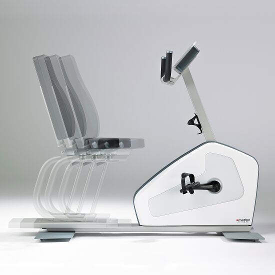 "Emotion Fitness® Halbliege-Ergometer ""Motion Eco Relax 800"" Professionell"