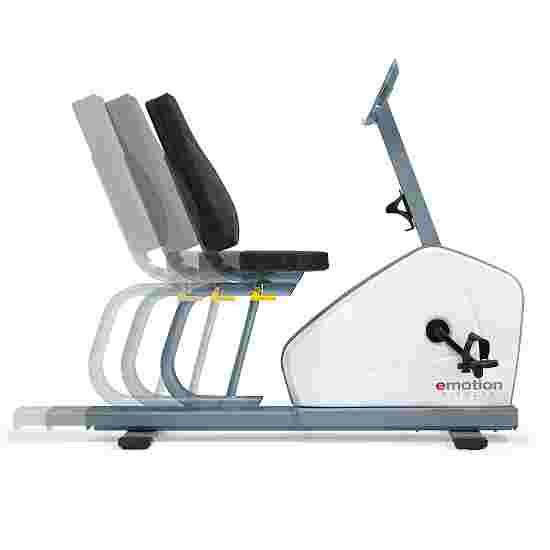 "Emotion Fitness ""Motion Relax 600"" Recumbent Ergometer Exercise Bike Motion Relax 600"