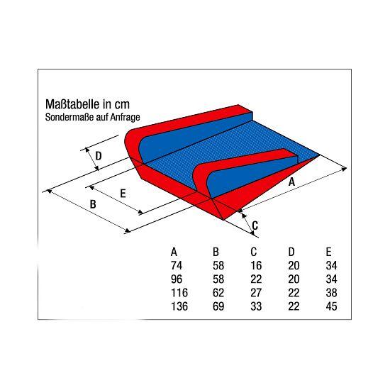 """Enste® Lagerungssystem """"PhysioForm-Grip"""" 74x58 cm (Größe I)"""