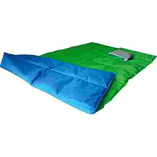 Enste Physioform Reha Weighted Blanket 180x90 cm, green/blue, Suratec outer cover