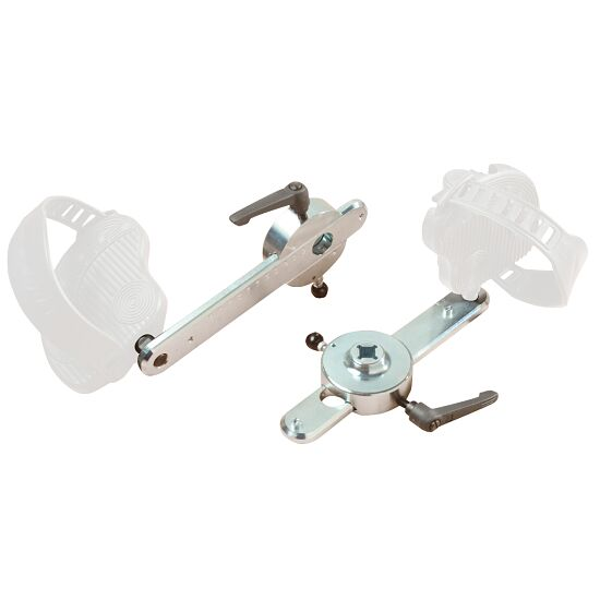 Ergo-Fit Adjustable Pedal Arms