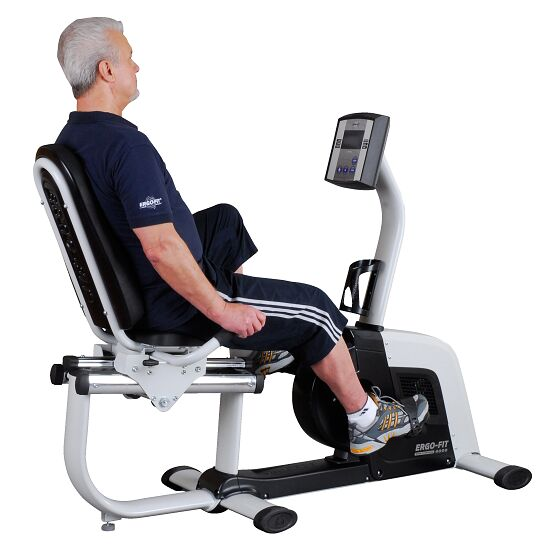 """Ergo-Fit® """"Recumbent 4000"""" Exercise Bike Ergometer 4000"""