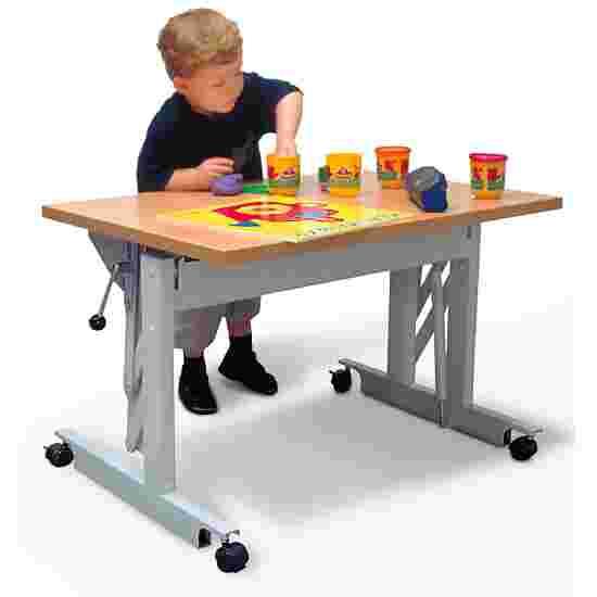 Ergo SL Children's Adjustable Table Castors with brakes