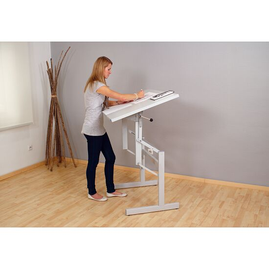 """""""Ergo ST"""" Therapy and Workbench Table with corners, 80x60 cm"""