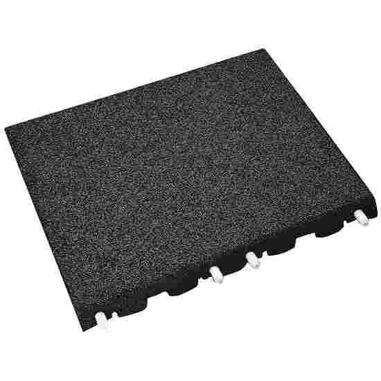 Euroflex Fallschutzplatten 40 mm, Schwarz