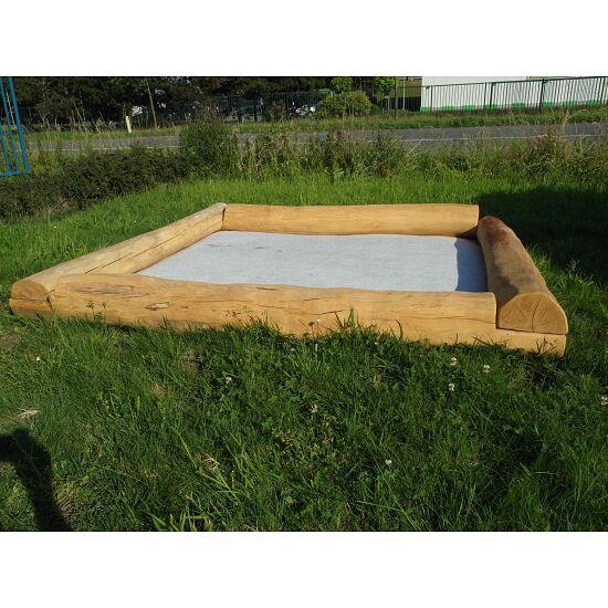 """Europlay Sandkasten """"Robinie"""" 2x2 m"""