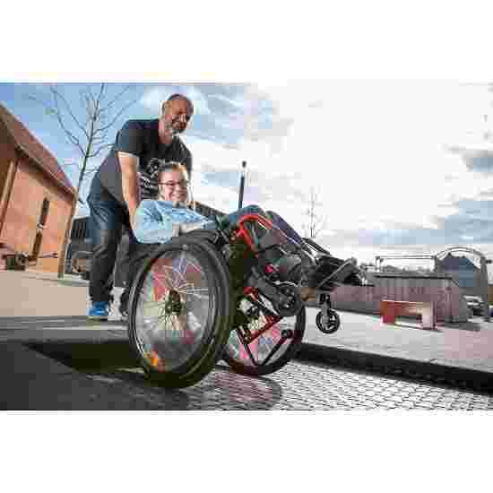 "Eurotramp Bodentrampolin ""Playground Rollstuhl"""