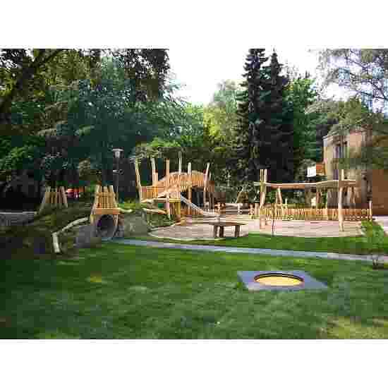"""Eurotramp """"Kindergarten Mini"""" Kids' Trampoline Round trampoline bed"""
