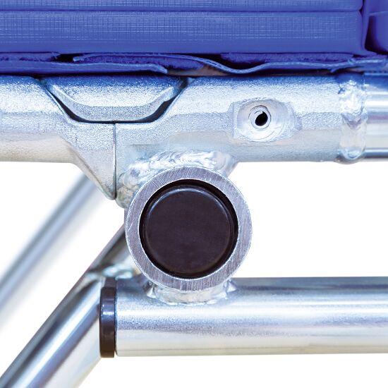"Eurotramp® Trampolin ""Ultimate 5x4"" Mit Rollständer, 32 mm Rahmenpolster"