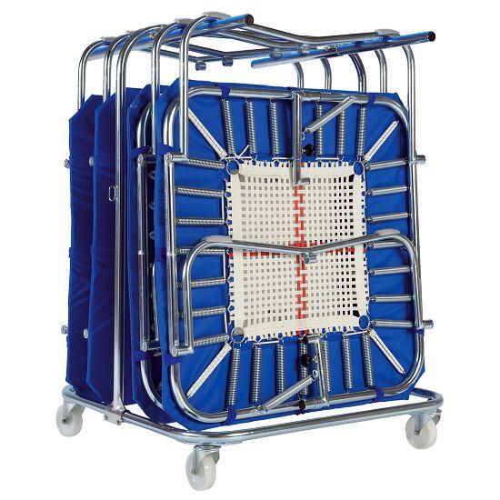 Eurotramp® Transportvogn til Mini-trampoliner Til  8 Minitrampoliner