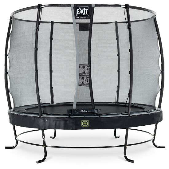 exit trampolin elegant premium rund mit sicherheitsnetz kaufen sport thieme. Black Bedroom Furniture Sets. Home Design Ideas