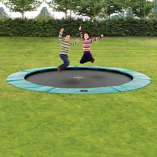 Exit® Trampolin Supreme Ground – rund ø 305 cm