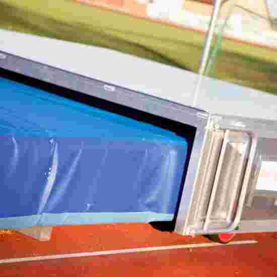 Fahrbare Abdeckung für Stabhochsprungkissen 400x530x80 cm