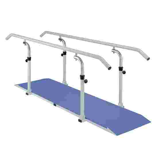 Ferrox Parallel Support Bars with Platform Bar length: 250 cm