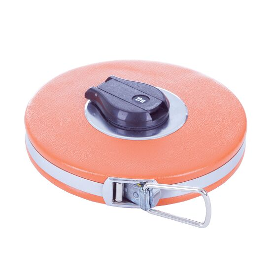 Fibreglass Tape Measure 15 m, Printed on one side, 13 mm wide