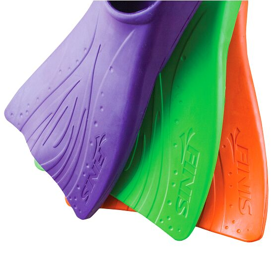 "Finis ""Booster"" Children's Swimming Fins 24–26, purple"