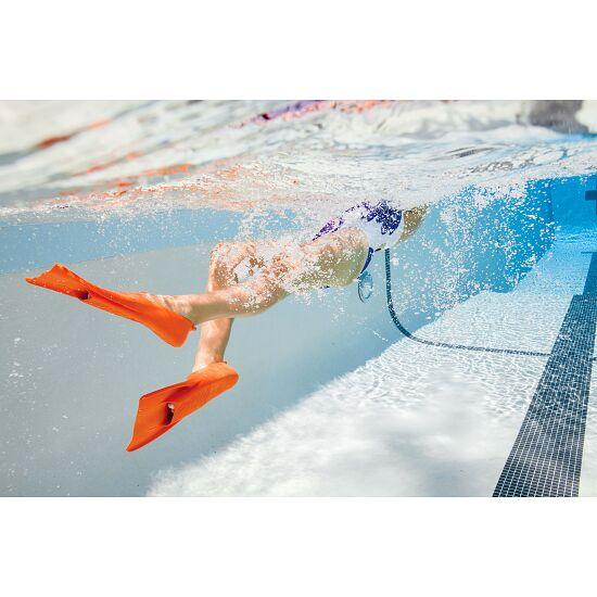 "Finis ""Booster"" Children's Swimming Fins 29–33, orange"