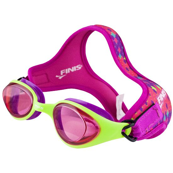 Finis® Frogglez® Kinder-Schwimmbrille Grün/Pink