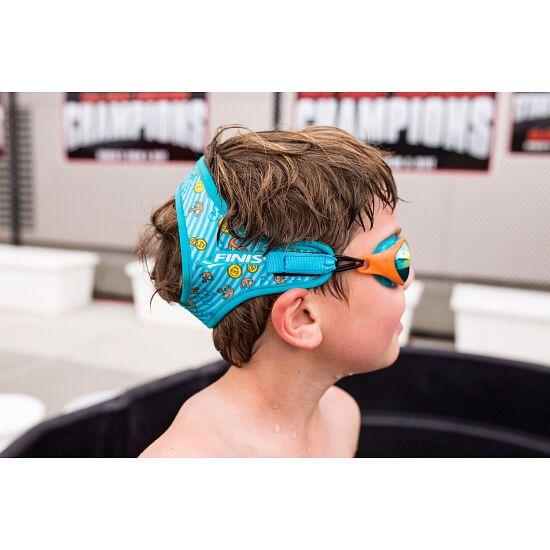 Finis® Frogglez® Kinder-Schwimmbrille Orange/Blau