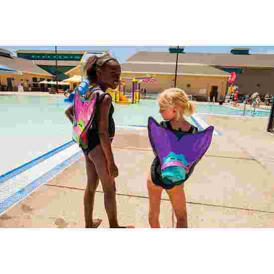 Finis Mermaid Monofin For Children Paradise Purple