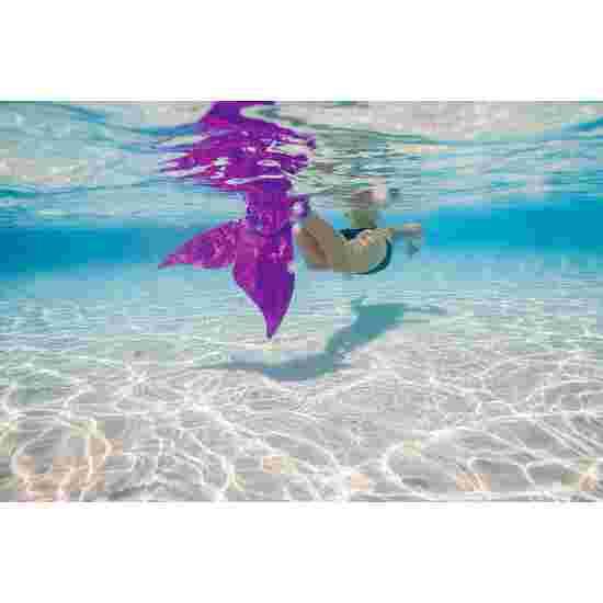 Finis Monoflosse Meerjungfrauen für Kinder Paradise Purple
