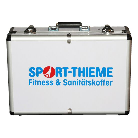 Fitness- und Sanitätskoffer ungefüllt