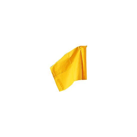 Flag til markeringsstænger, ø 50 mm Neongul