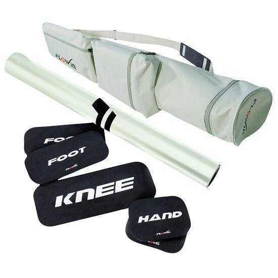 Flowin® Trainingsmatte inkl. Zubehör Sport