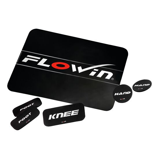 Flowin® Trainingsmatte inkl. Zubehör Professional
