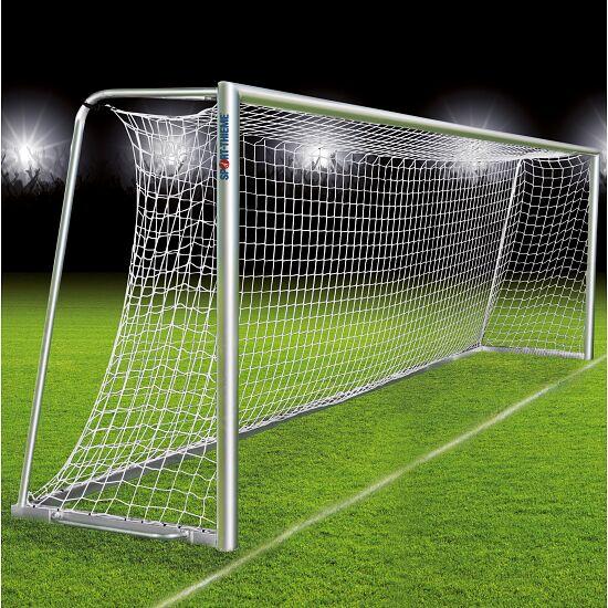 Fuldsvejset, 11-mands alu-fodboldmål Måldybde: 2 m.