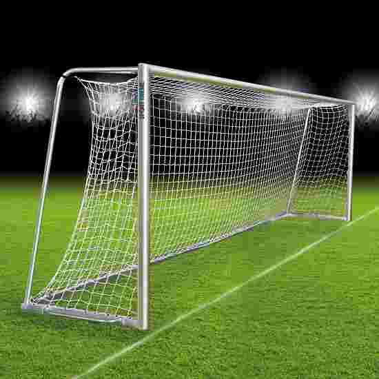 Fuldsvejset, 11-mands alu-fodboldmål Måldybde: 1,5 m.