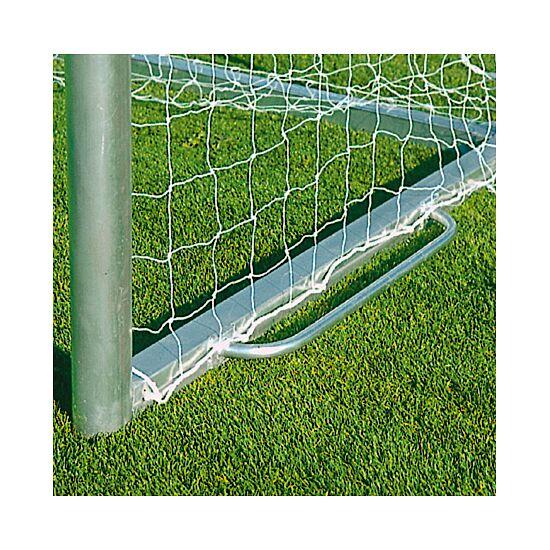 Full-Size Goal, 7.32x2.44 m With net hooks, goal depth 2 m